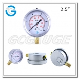 2.5 inch outside bayonet style  pressure gauges